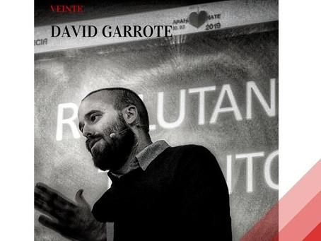 DAVID GARROTE | MARKETING Y RECURSOS HUMANOS