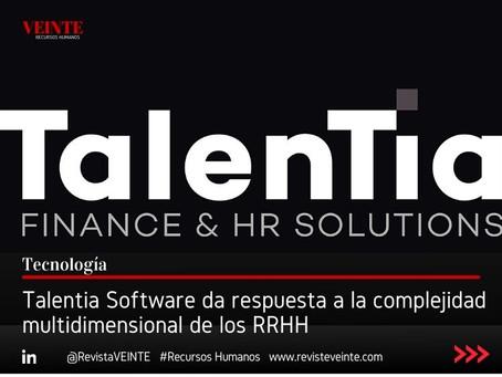 Talentia Software da respuesta a la complejidad multidimensional de los RRHH