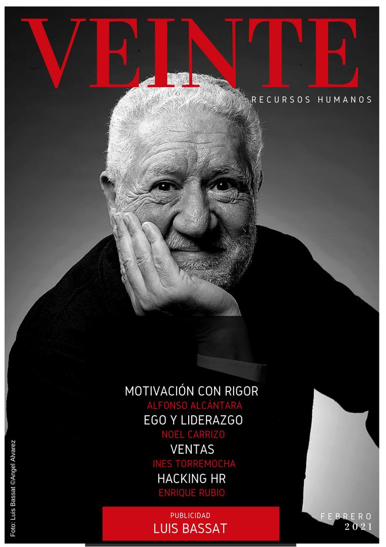 Revista VEINTE - 2021 - febrero - Portad