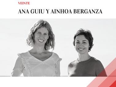 ANA GUIU Y AINHOA BERGANZA |  Verano y bienestar