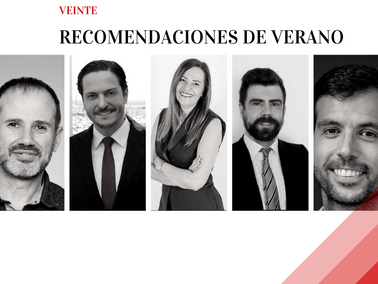 RECOMENDACIONES DE VERANO