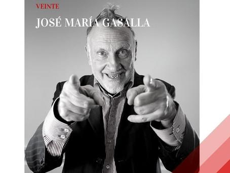 JOSÉ MARÍA GASALLA | AUTOCONFIANZA