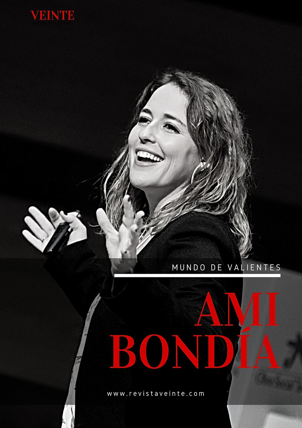 Ami Bondia - Revista VEINTE de Recuros Humanos