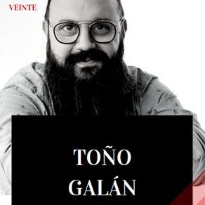 TOÑO GALÁN   Valores