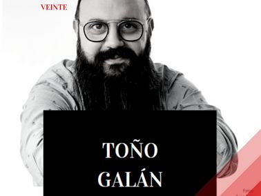 TOÑO GALÁN | Valores