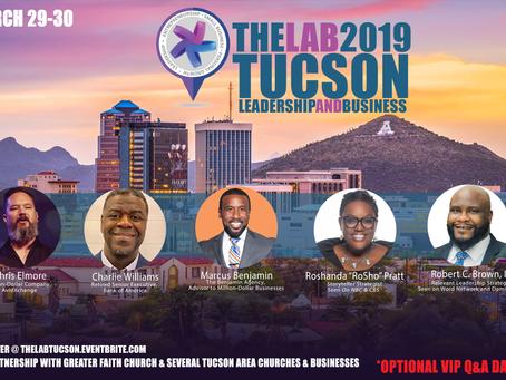 THE LAB 2019 TUCSON