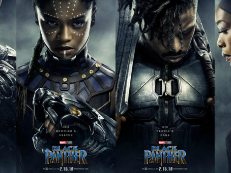 Part Two - Movie, Moment or Movement - Black Panther Review