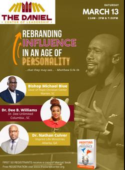 Rebranding Influence Marcus Benjamin