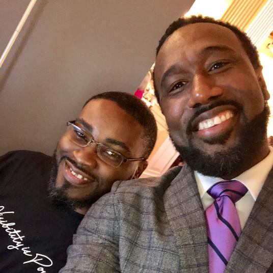 Marcus & Pastor Jacobee Pratt