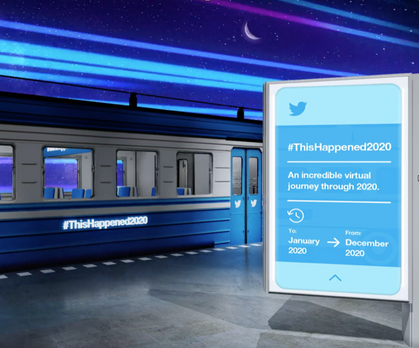 twitter Virtual Event Platform