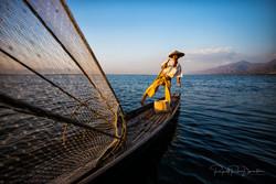 Dancing Fisherman