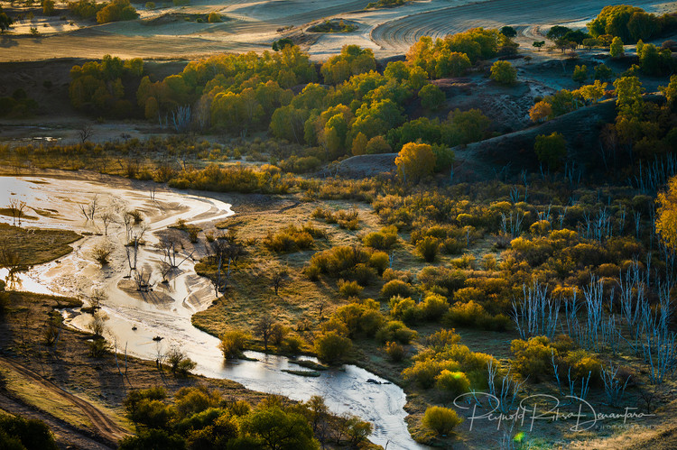 In Search of Sunrise in Inner Mongolia