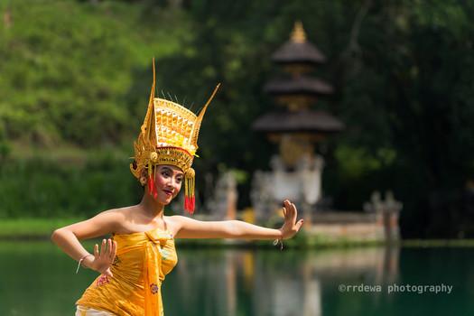 Rejang Dance