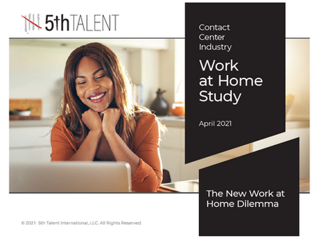 The Work at Home Dilemma