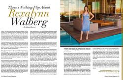 Rexalynn in DLXVRSN Magazine