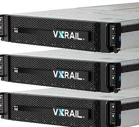 VxRail, virtualization, hyper-converged