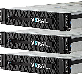 VxRail, virtualization, hyper-converged