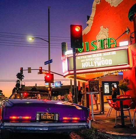 The Vista Theatre