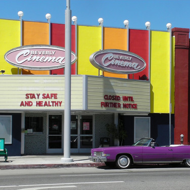The New Beverly Cinema