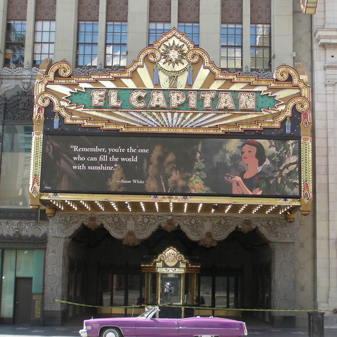 Disney's El Capitan Theatre