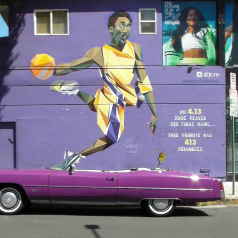 Kobe Bryant Mural #2