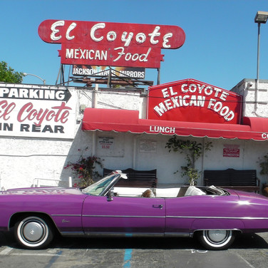 El Coyote restaurant