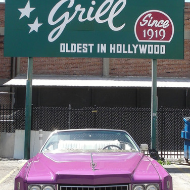 Musso and Frank's Grill