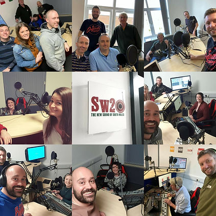 SW20 Radio Team
