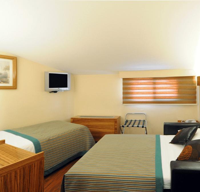 Hotel Buyuk Keban Family Room