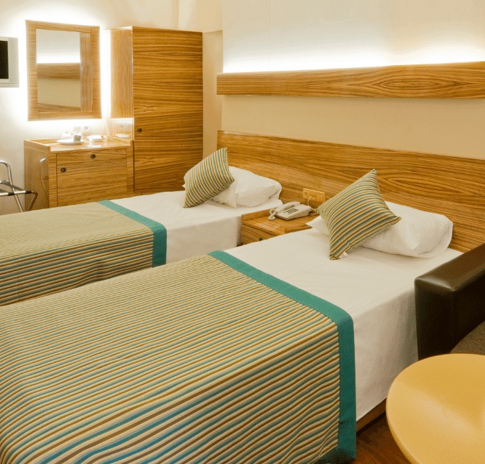Hotel Buyuk Keban Twin Room