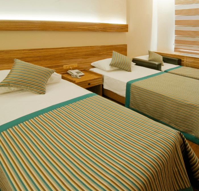 Hotel Buyuk Keban Twin Room Extra Bed