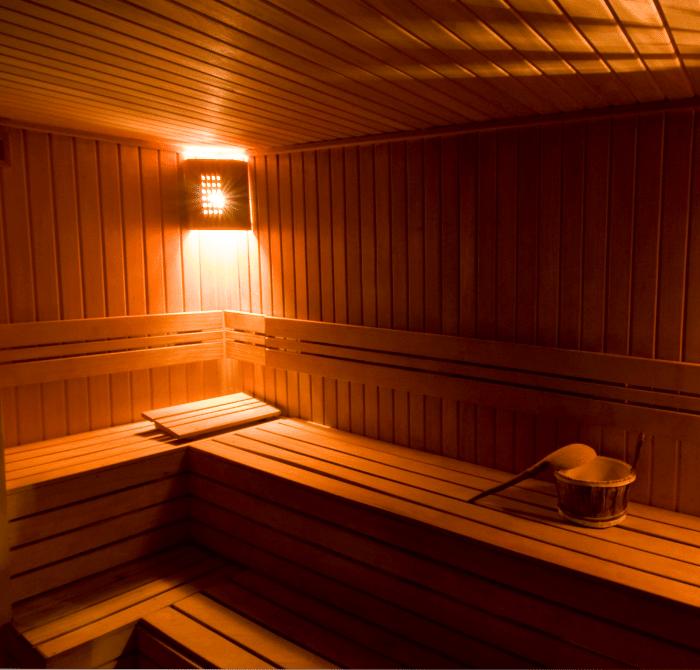 Hotel Buyuk Keban Sauna