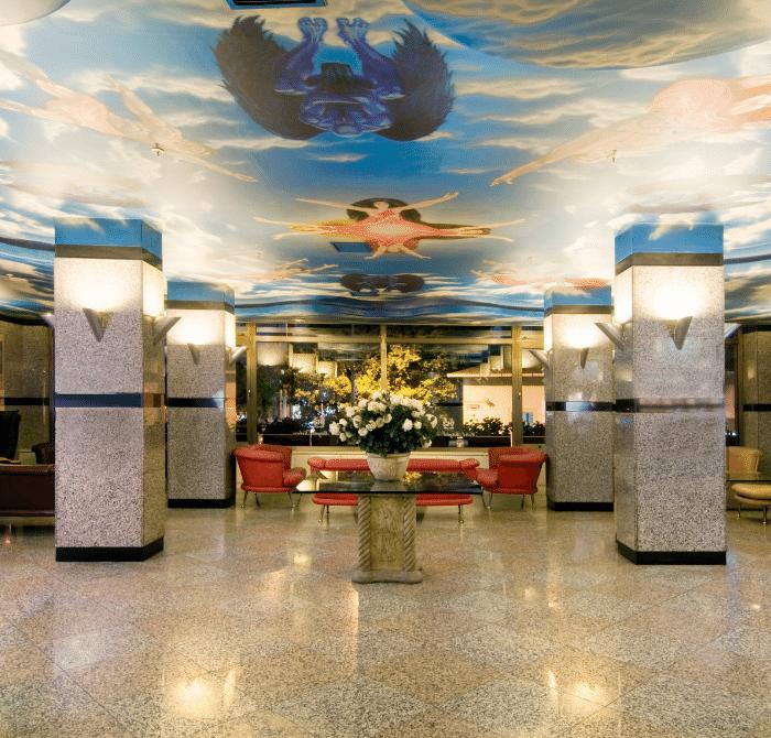 Hotel Buyuk Keban Lobby