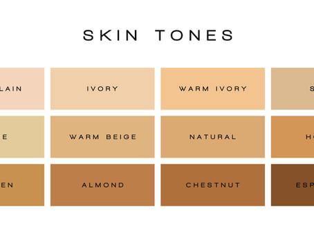 Custom Seamless Shapewear In Different Skin Tones