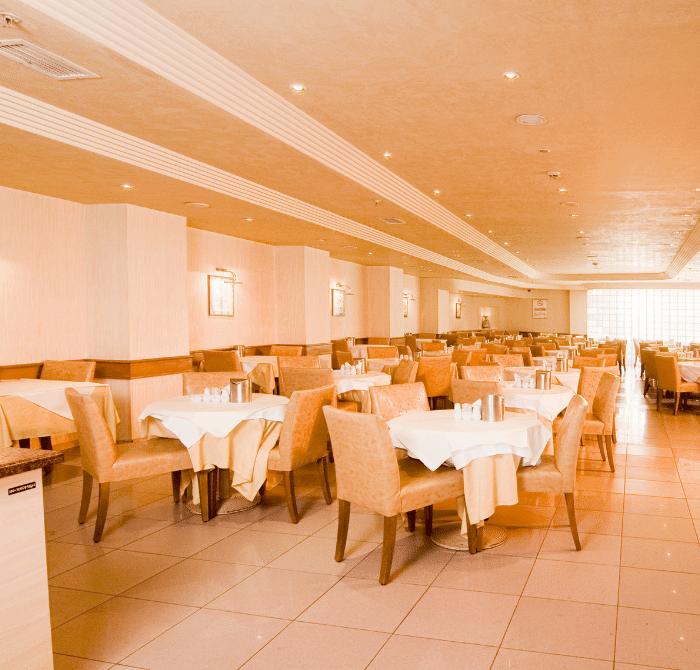 Hotel Buyuk Keban Restaurant