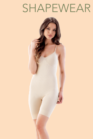 Shapewear Wholesale Seamless Full Bodysuit