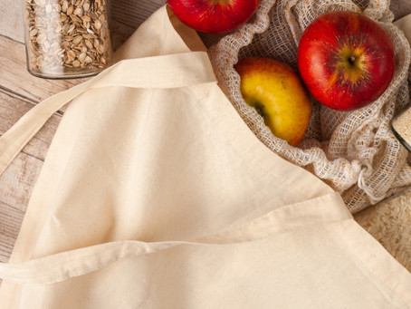Cotton Mesh Grocery Bag Applications