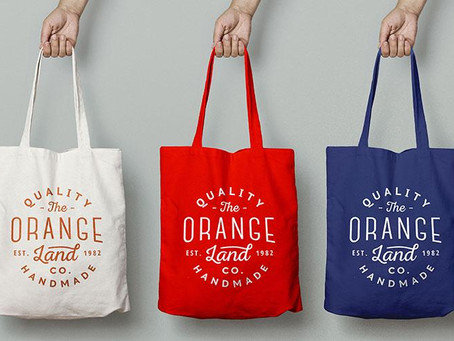 9 Creative Ways to Use Your Canvas Tote Bag