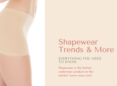 Shapewear Industry Growing: Market Size, Trends & Analysis