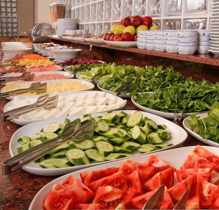 Hotel Buyuk Keban Breakfast Buffet