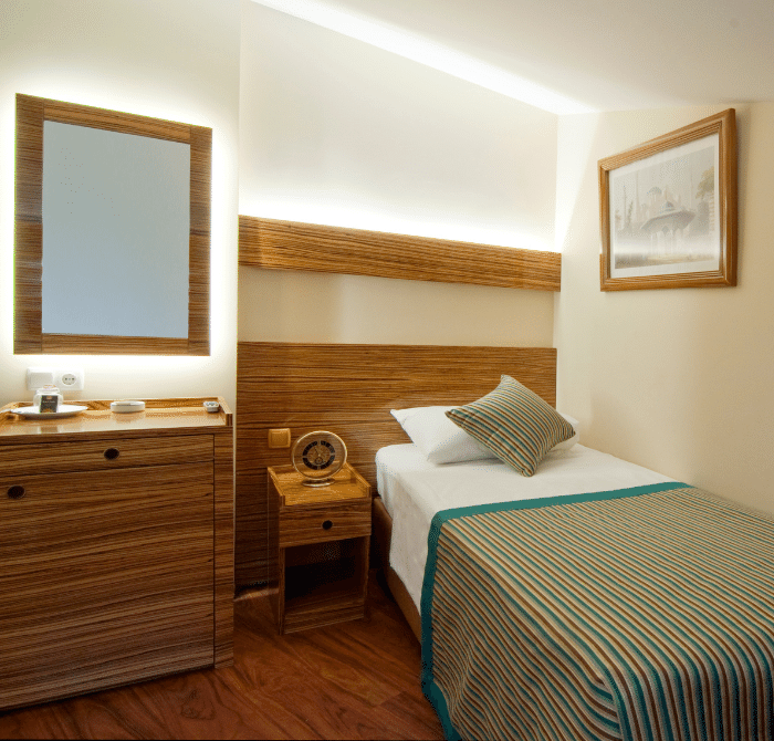 Hotel Buyuk Keban Single Room