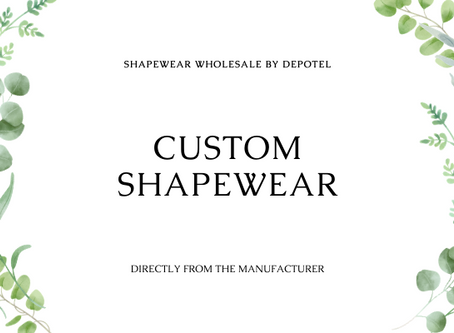 Custom Shapewear in Bulk: Directly from the factory!