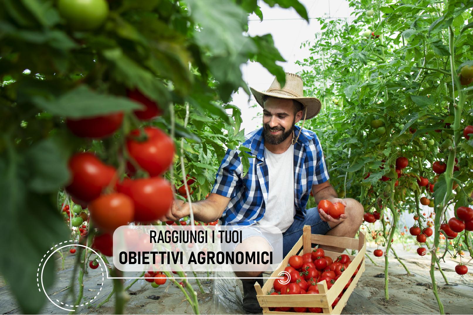 Obiettivi agronomici