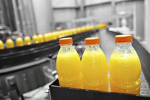Usine de jus d'orange