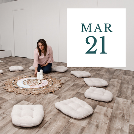 Soulful Connections Women's Circle Gathering 21/03