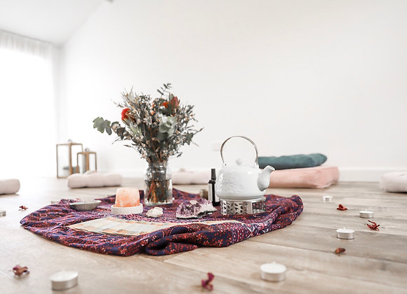 Soulful Connections Women's Circle Gathering facilitated by Fiona 18/04