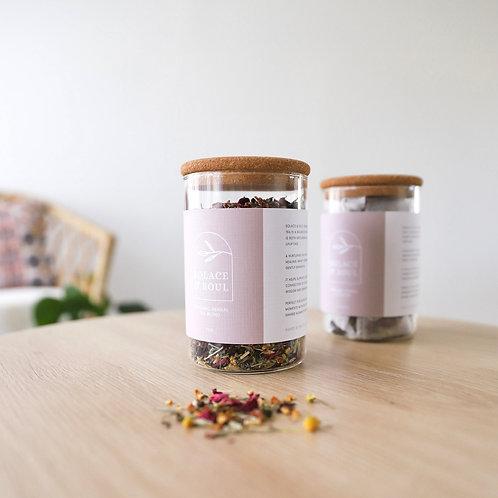 Organic Herbal Tea Blend