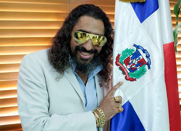 Diego El Cigala jura oficialmente la nacionalidad dominicana