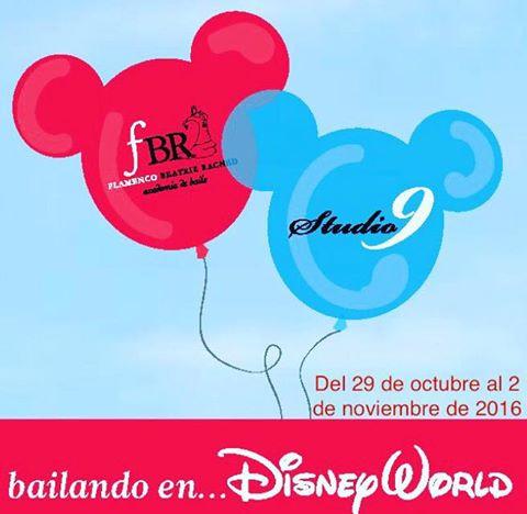 ¡Disney allá vamos!
