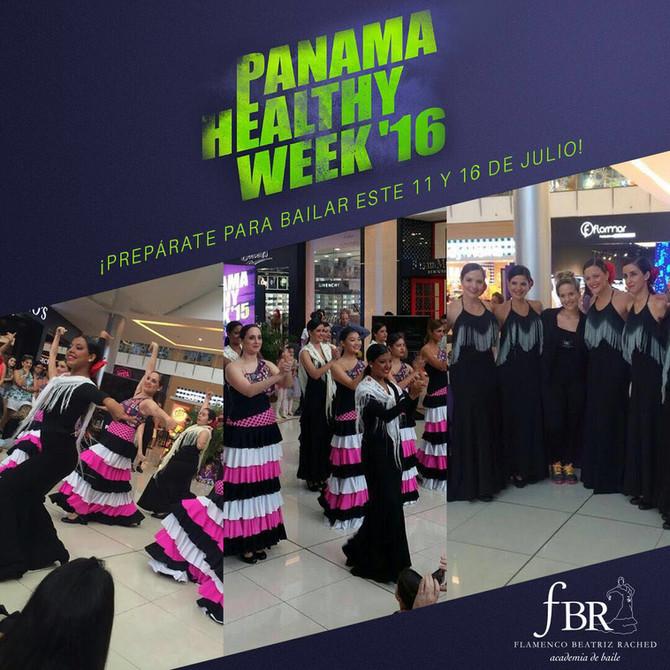FBR en el Panama Healthy Week'16. ¡IMPERDIBLE!